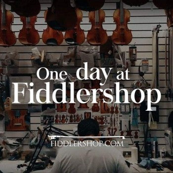 One Day at Fiddlershop