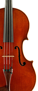 red varnish professional violin