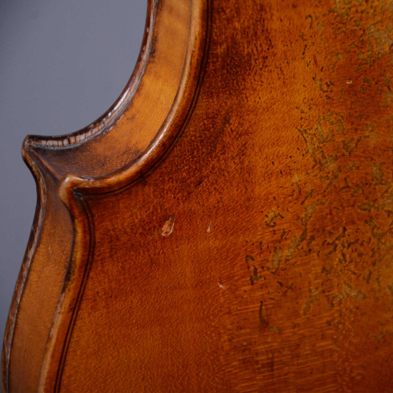 Antique German P. Guarnerius Violin (No. 104)