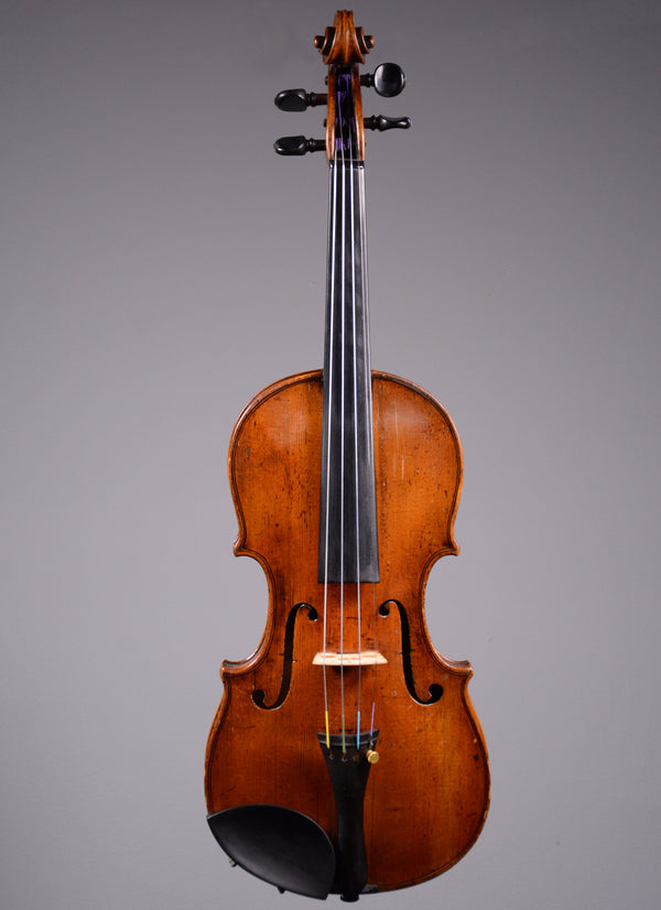 Antique German Violin restored by Niels Jensen Lund 1883