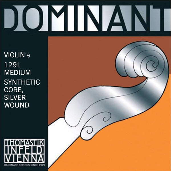 Thomastik Dominant Violin E String Chromesteel