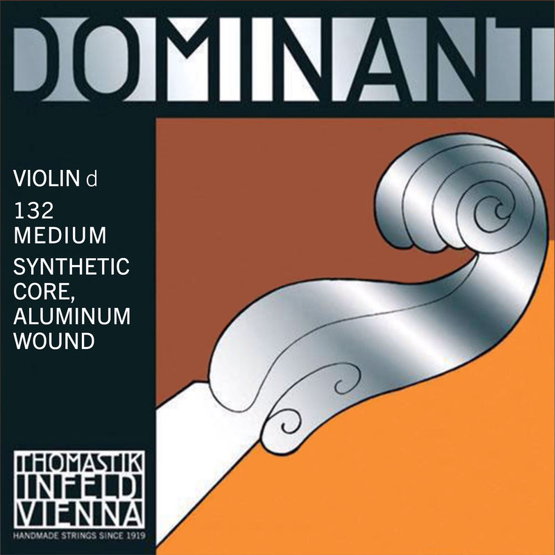 Thomastik Dominant Violin D String Aluminum