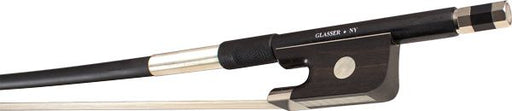 "Glasser ""X"" Series Carbon Fiber Bass Bow - French Model"