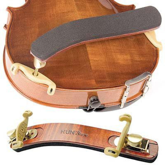 Kun Bravo Collapsible 4/4 Violin Shoulder Rest