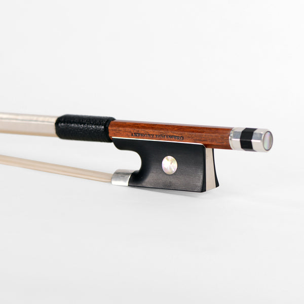 Anthony DiMambro Pernambuco Violin Bow #36, Michigan 2021