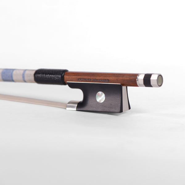 Anthony DiMambro Pernambuco Violin Bow #35, Michigan 2021