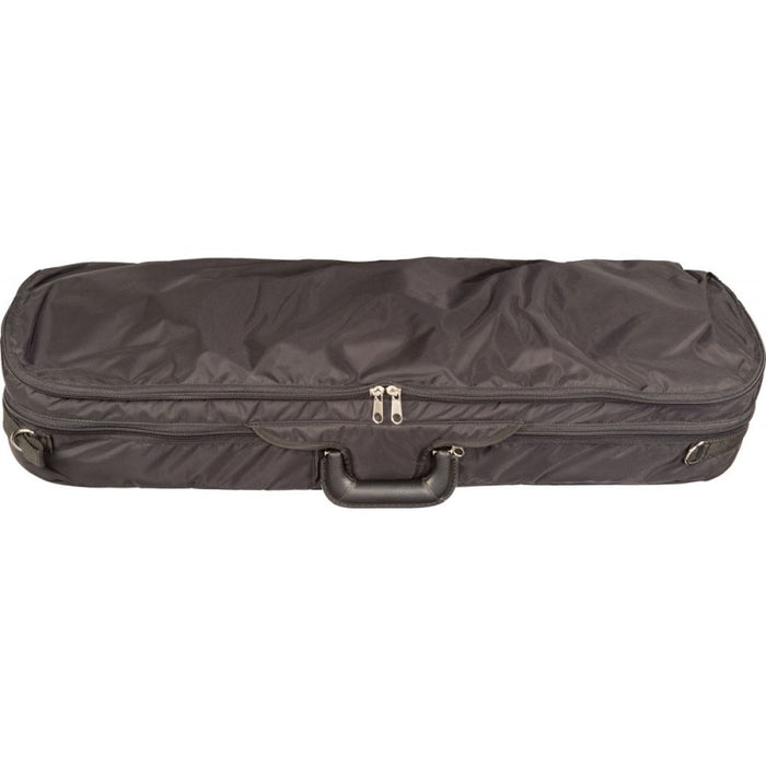Bobelock Fiberglass Oblong Suspension Violin Case 1060