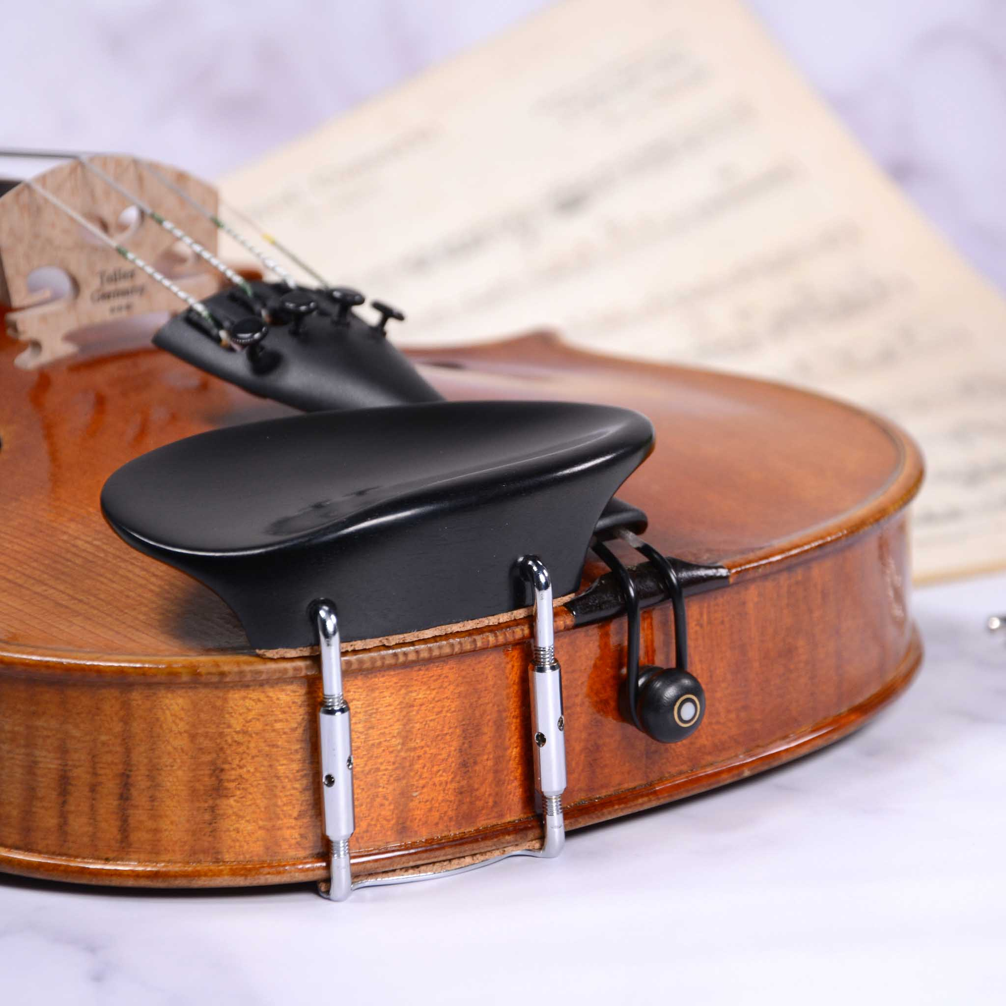 Beran Model Violin Chinrest