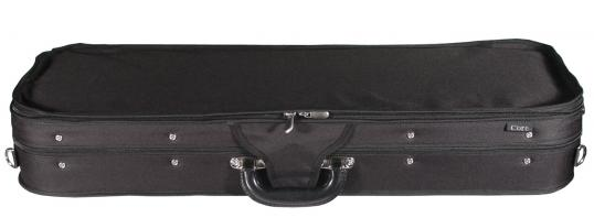 Oblong Shaped Wood Shell Violin Case