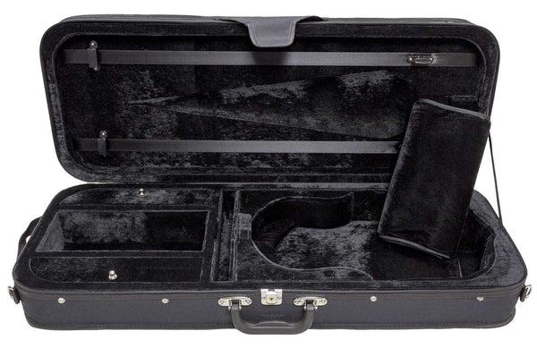 Core Adjustable Wood-Shell Viola Case