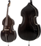 Core Academy Black Double Bass A40