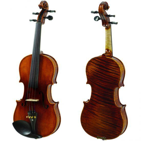 Cecilio CVN-600 Hand Oil Varnish Violin Outfit