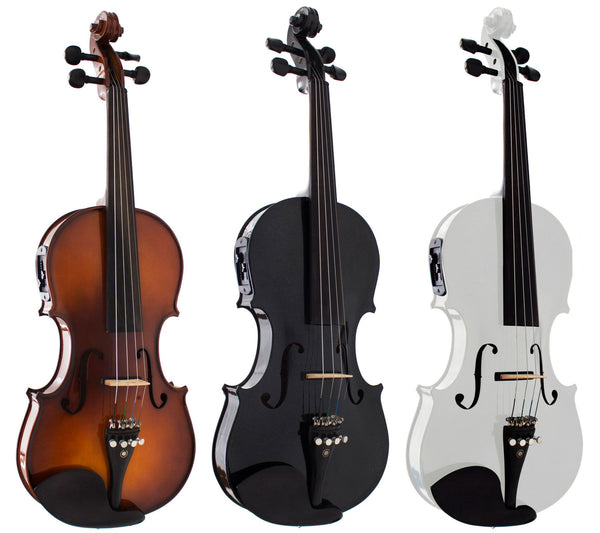 Cecilio Acoustic Electric Violin