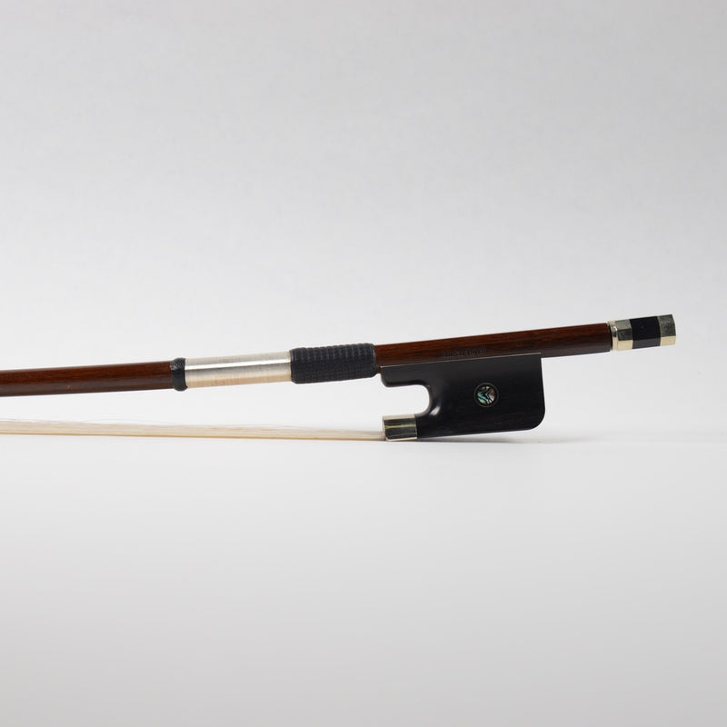 B-Stock Holstein Yellow Sandalwood Double Bass French Bow No. 223