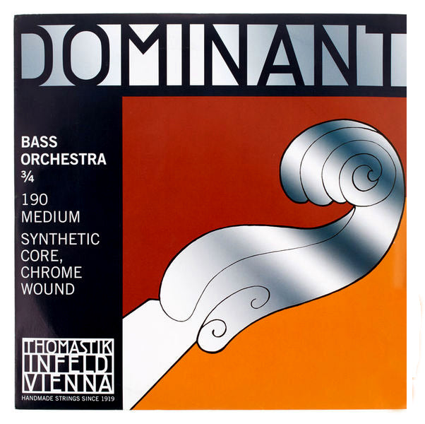 Dominant Bass - Orch. Tuning D-String