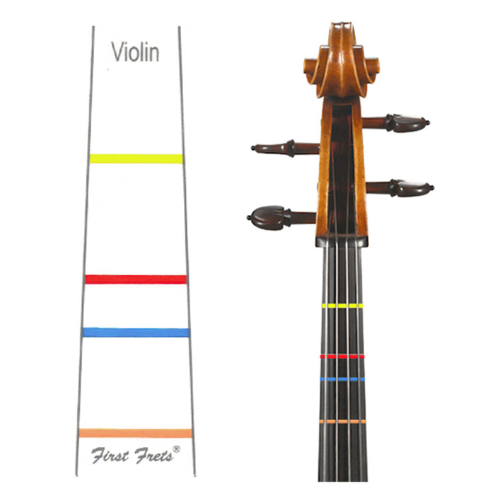 First Frets Violin Fingerboard Sticker