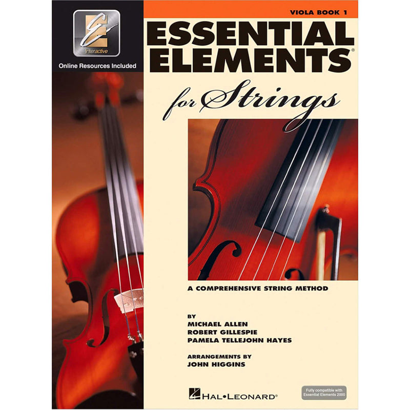 Essential Elements for Strings, Viola Book 1