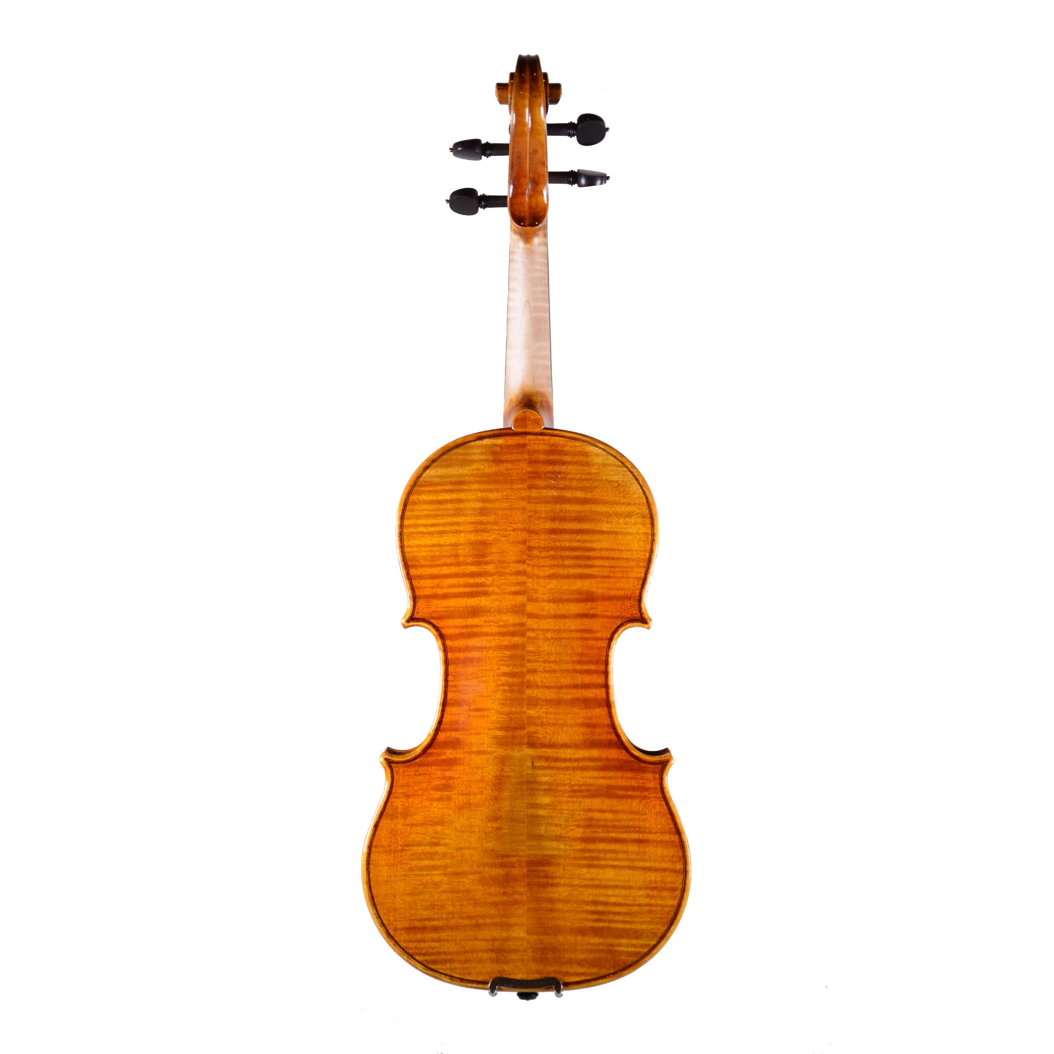 Fiddlerman Left Handed Violin Body Back