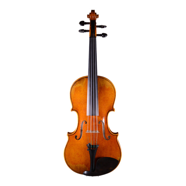 Fiddlerman Left Handed Violin Body Front