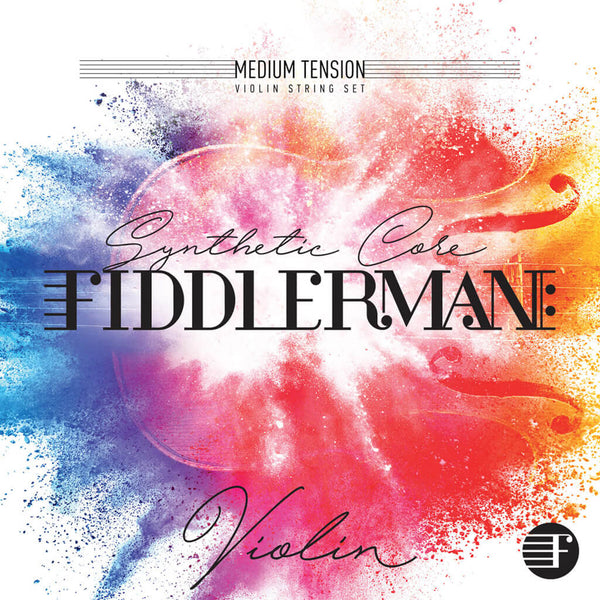 Fiddlerman Violin Strings
