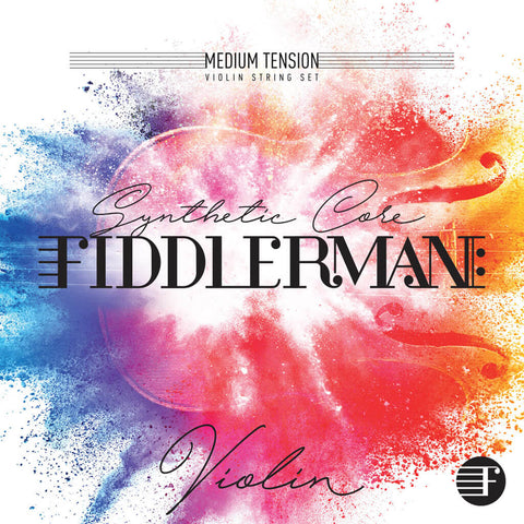 Violin Strings - Fiddlerman