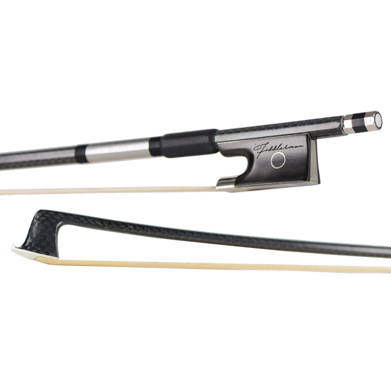 Fiddlerman Carbon Fiber Weave Violin Bow
