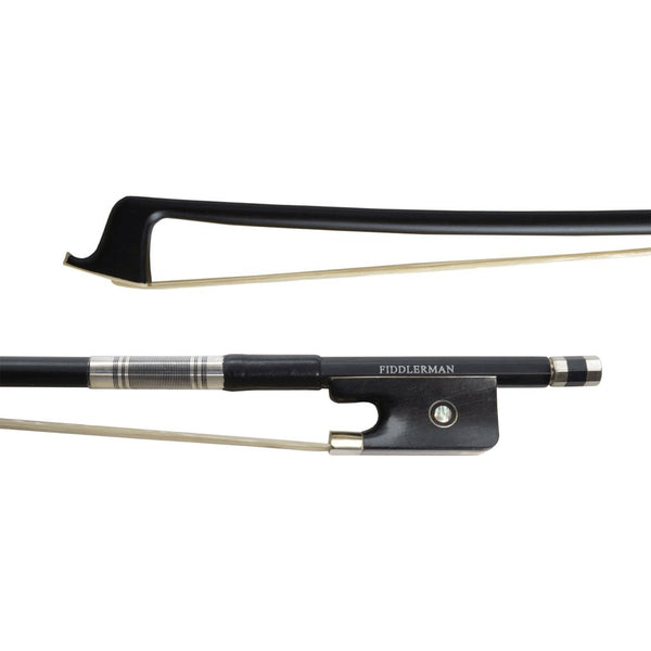 B-Stock Fiddlerman Carbon Fiber Viola Bow