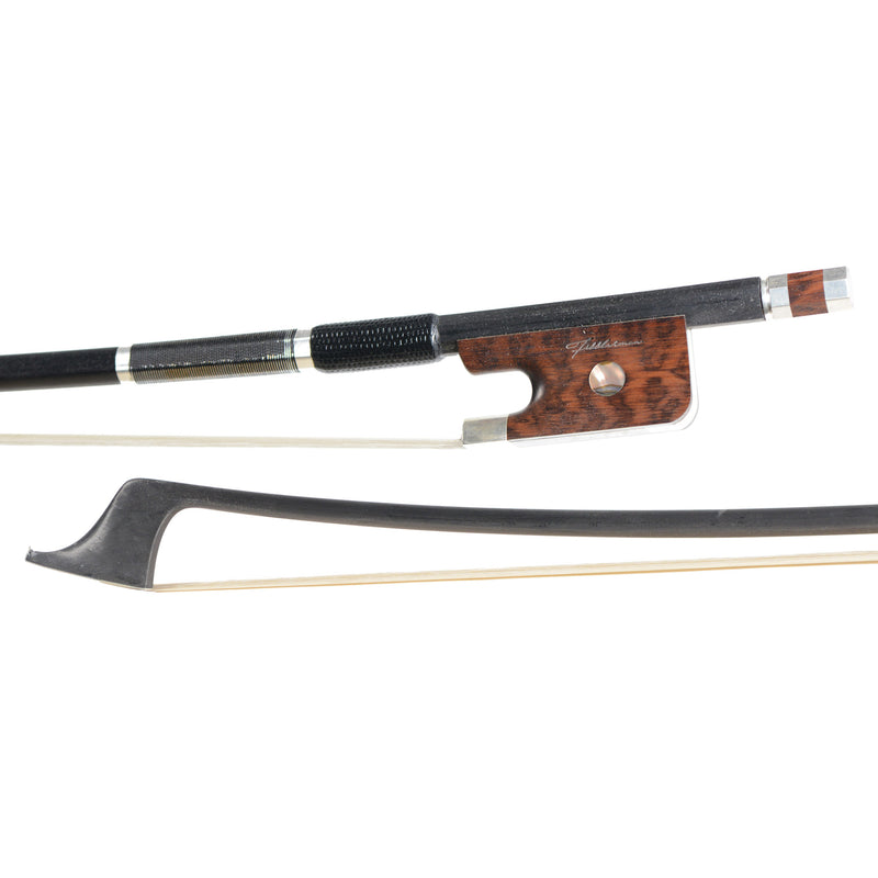 Fiddlerman Pro Series French Style Double Bass Bow