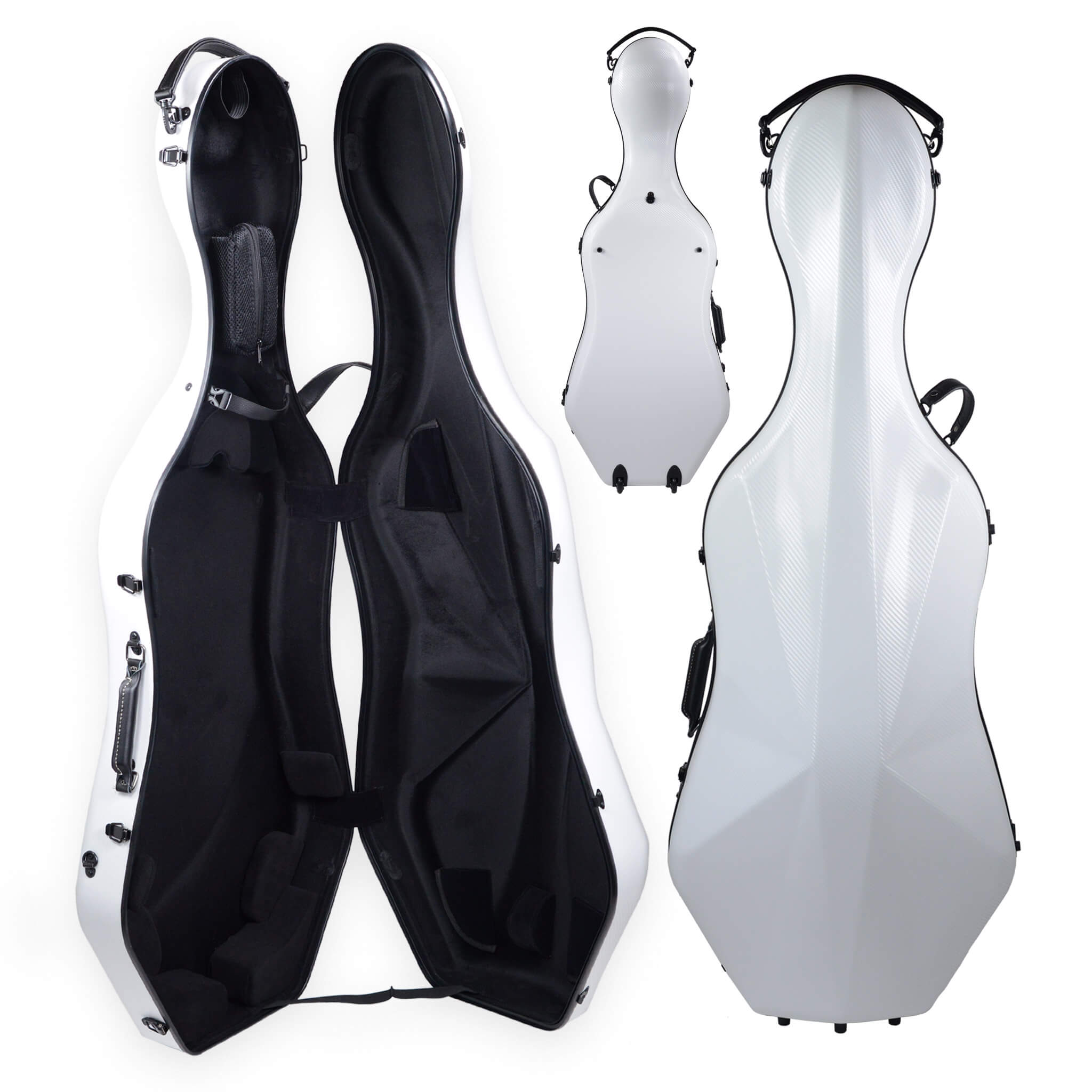 Fiddlerman Weave Cello Case FC1300