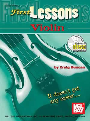 First Lessons Violin book