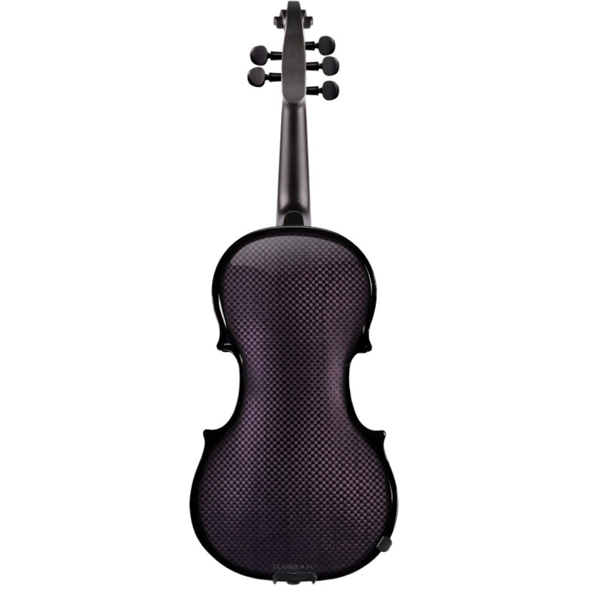 Glasser Carbon Composite Acoustic-Electric 5-String Viola