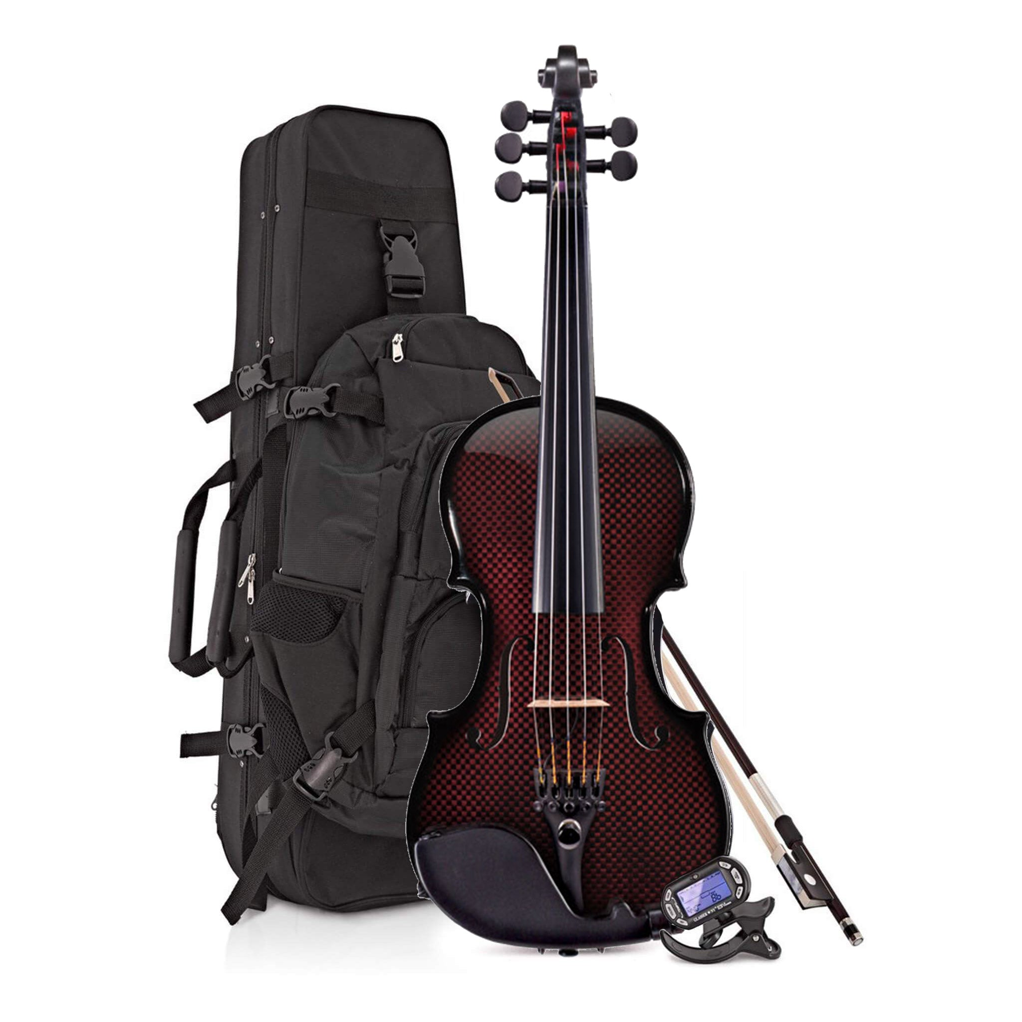 Glasser Carbon Composite Acoustic-Electric 5-String Violin