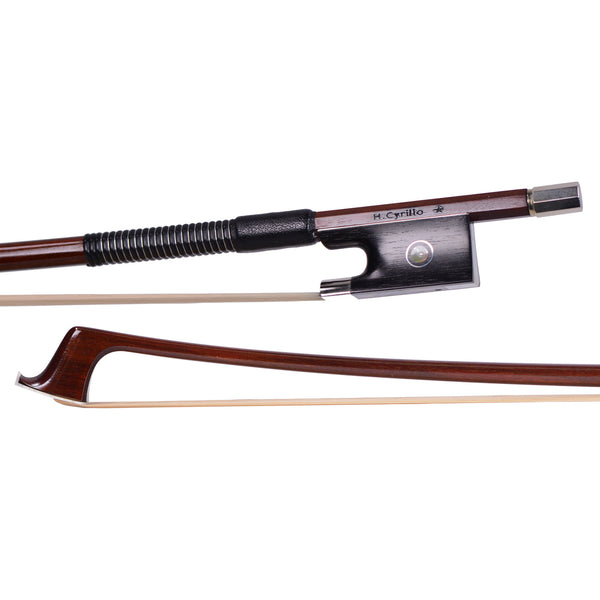 Helisson Cyrillo 1-star Pernambuco Violin Bow