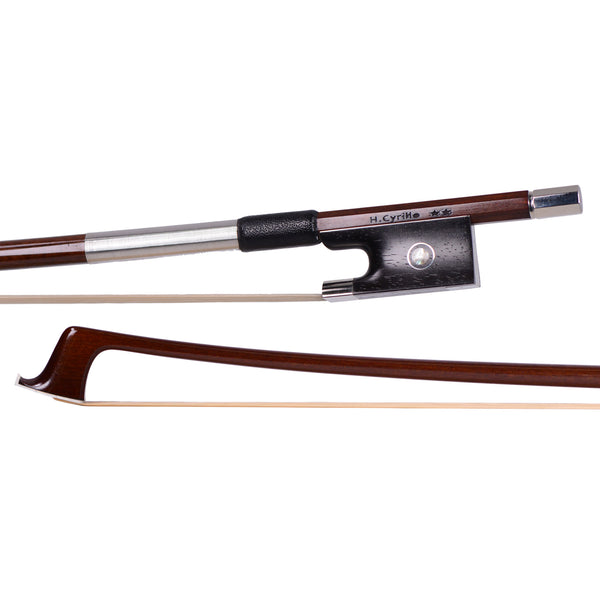 Helisson Cyrillo 2-star Pernambuco Violin Bow