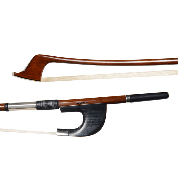 Holstein Yellow Sandalwood Double Bass Bow - German Style