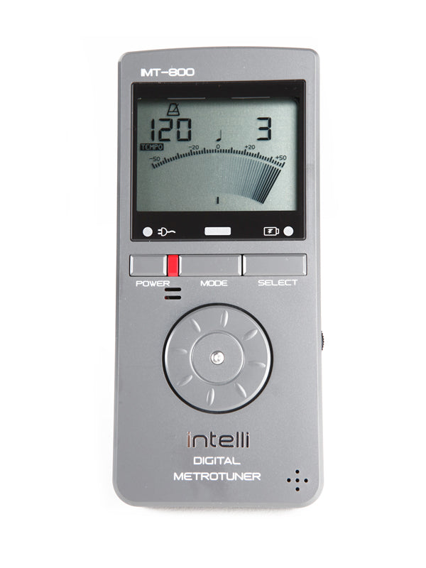 Intelli 3-in-1 Digital Metronome/Tuner/Pitch Generator