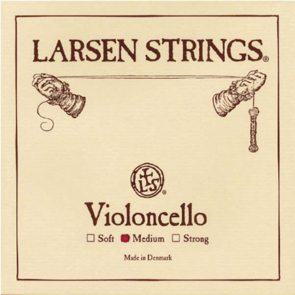 Larsen Original Cello C String, Tungsten