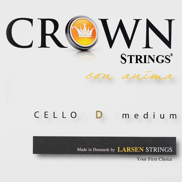 Larsen Crown Cello String Set