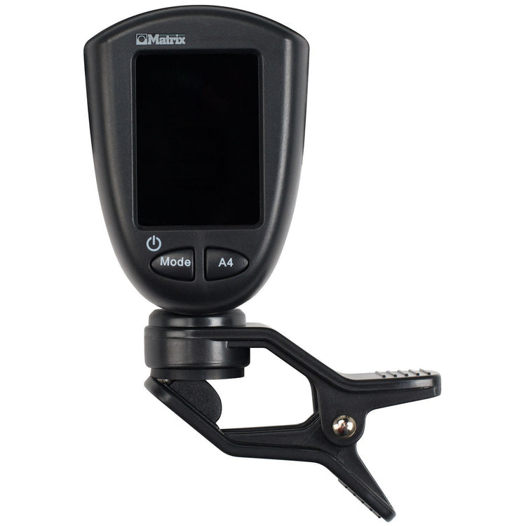 Matrix Clip On Chromatic Tuner