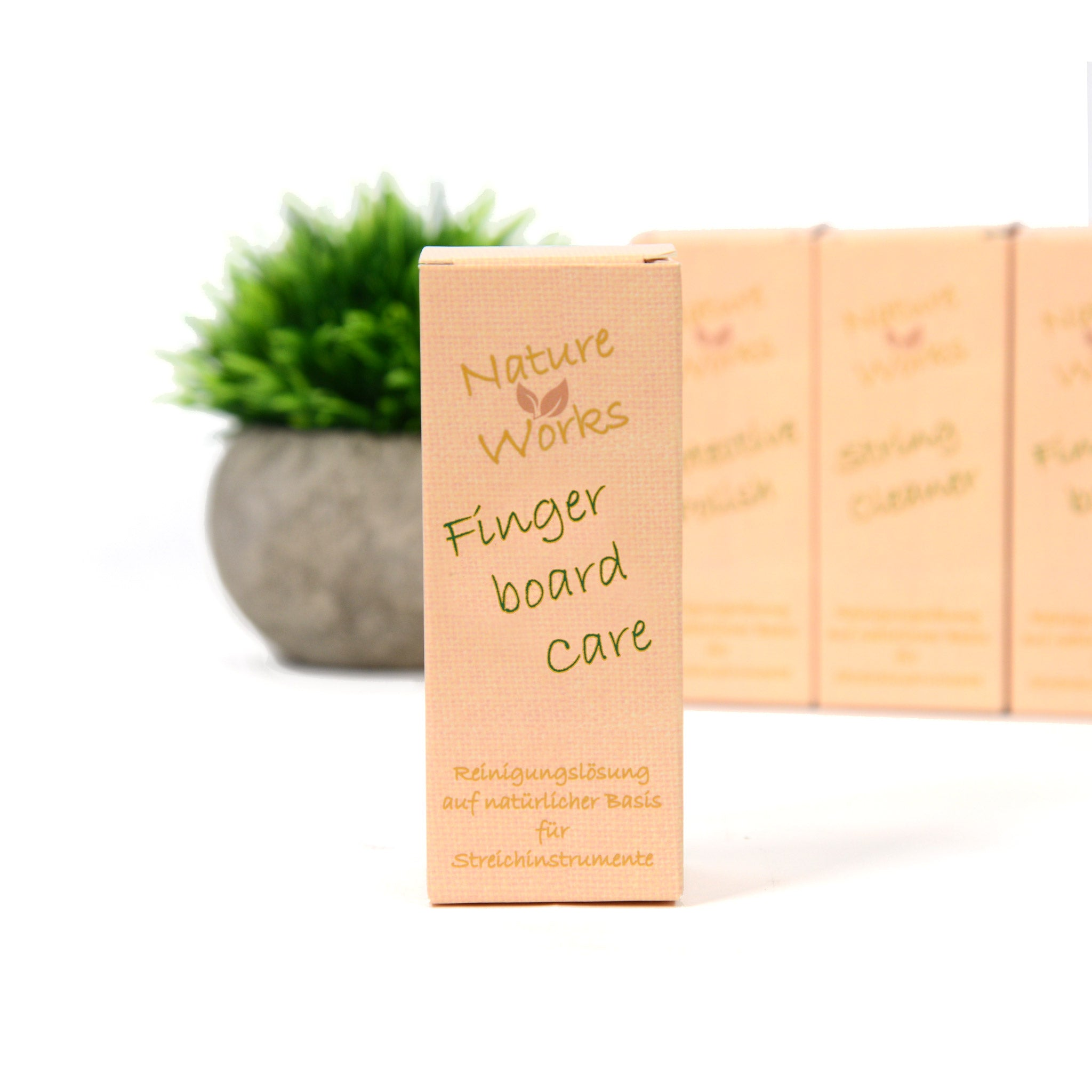 Nature Works Fingerboard Care