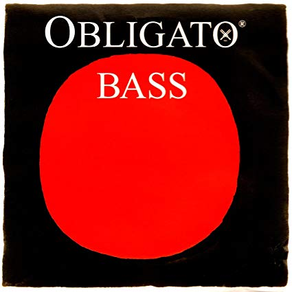 Obligato Bass D Orch