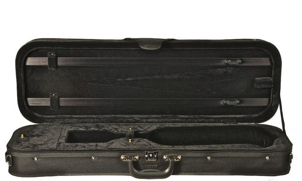 Core Oblong Wood Shell Violin Case CC399