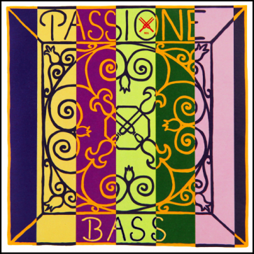 Passione Bass E Stl/Chrome Steel
