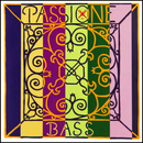 Passione Bass A Stl/Chrome Steel