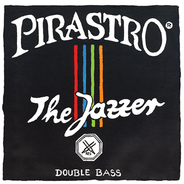 Pirastro The Jazzer Bass D Steel Core