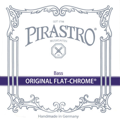 Orig Flat Chrome Bass E Orch