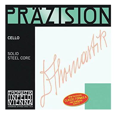Precision Cello - A  Chrome Wound
