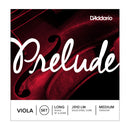 D'Addario Prelude Viola Single A-String