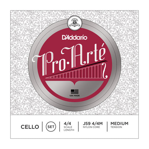 D'Addario Pro-Arte Cello String Set