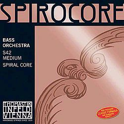 Spirocore Bass -  Set - Orchestra Tuning